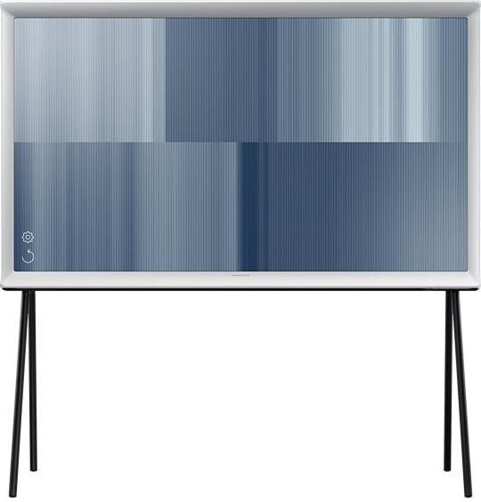samsung ue40ls001au serif tv wei. Black Bedroom Furniture Sets. Home Design Ideas